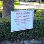 May 2020 HOA Board Meeting [Cancelled]