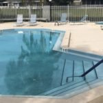 The pool is set to reopen on Thursday, April 30th.